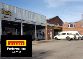 Bush Tyres Horncastle