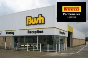 Bush Tyres Kings Lynn