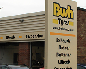 Bush Tyres Spilsby