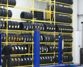 car tyres bourne