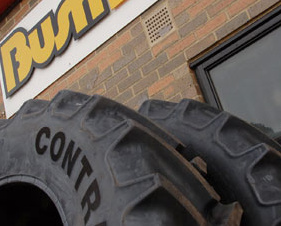 Bush Tyres Long Sutton
