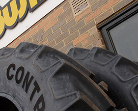 Bush Tyres Grimsby Commercial