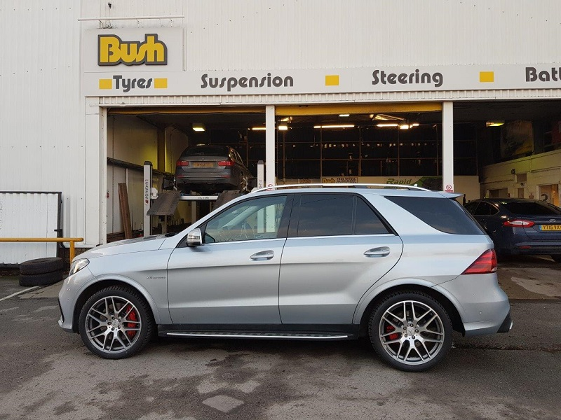 Bush Tyres Car of The Month