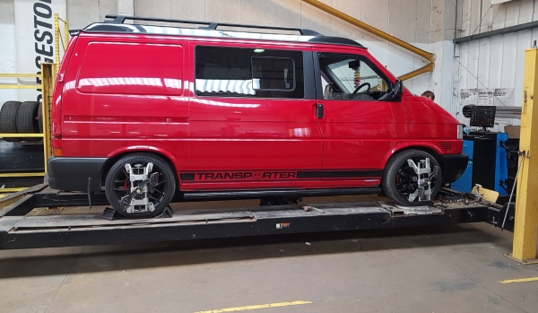 VW Transporter T4 | Bush Tyres