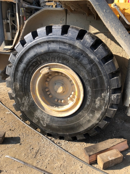 Camso WHL775R Earth Mover Tyre supplied and fitted by Bush Tyres Grimsby Commercial division