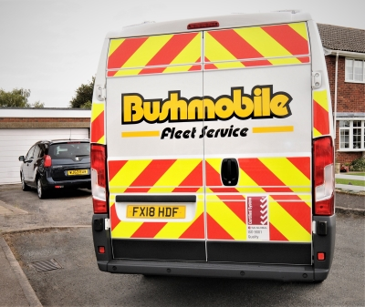 Bushmobile | Bush Tyres mobile tyre fitting service