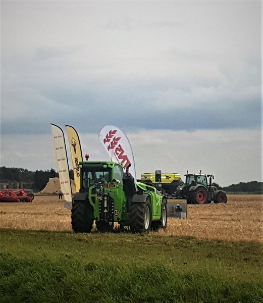 Normac Soil Compaction Demo 2018