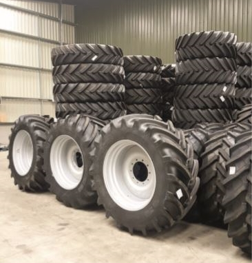 Agricultural Wheels and Tyres | Bush Tyres