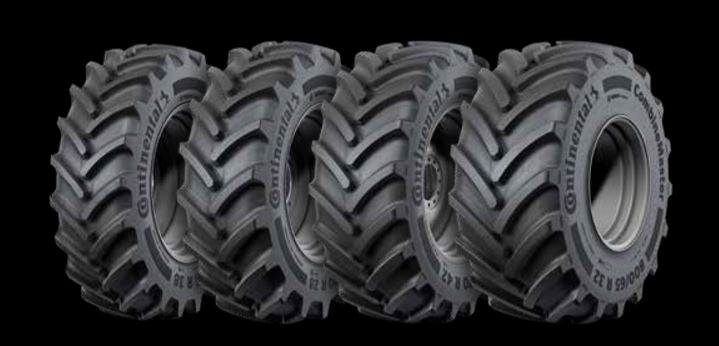 Continental Agricultural Tyres | Bush Tyres