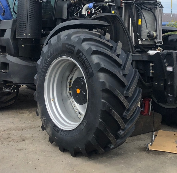 Michelin Axiobib 650/60R34 | Bush Tyres