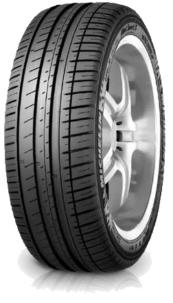 Michelin Pilot Sport 3 | Bush Tyres