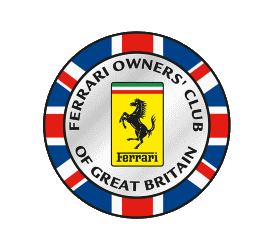 Ferrari Owners' Club of Great Britain | Pirelli | Bush Tyres