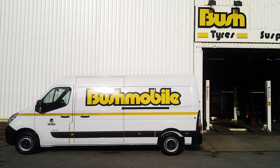 Bush Tyres in Immingham Bush Tyres